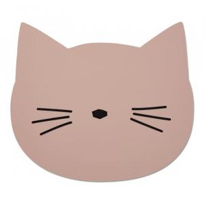 Regenlaarsjes Rio Cat roze Liewood