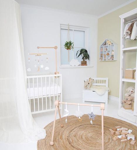 Complete Aankleding Babykamer.Originele Babykamer Inrichting Decoratie Kidsdeco Nl