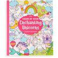 Kleurboek Enchanting Unicorns Ooly