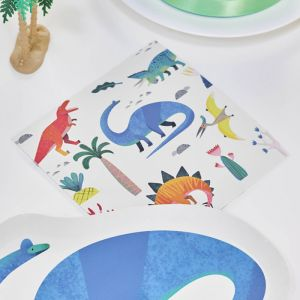 Servetten Party Dinosaurs (20st) Talking Tables