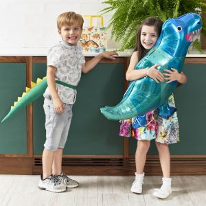 Stoere Dinosaurus staart Talking Tables