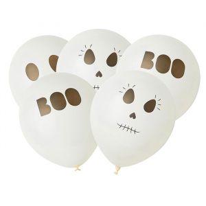 Ballonnenmix Halloween (5st) Talking Tables