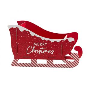Arreslee voor cadeaus Merry Everything Ginger Ray