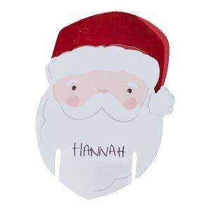 Plaatskaartjes Santa Merry Everything (12st) Ginger Ray