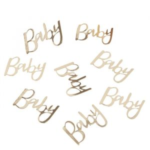 Tafelconfetti baby Oh Baby! Ginger Ray