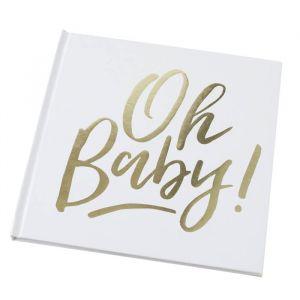 Gastenboek Oh Baby! Ginger Ray