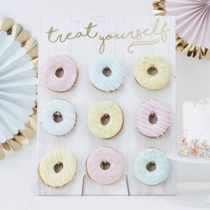 Donut Wall Pick & Mix Pastel Ginger Ray Ginger Ray