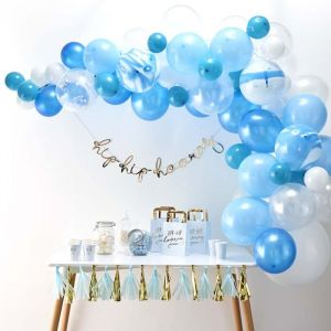 Ballonnenboog Blauw Ginger Ray