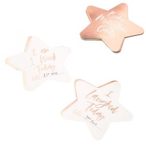 Baby milestone kaarten Twinkle Twinkle (24st) Ginger Ray