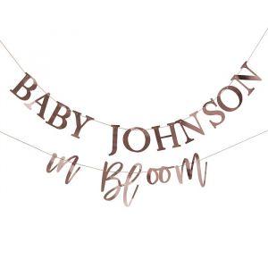 Slinger Baby in Bloom roségoud Ginger Ray