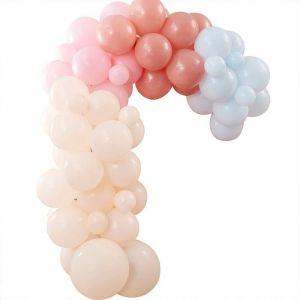 Ballonnenboog Muted Pastels Ginger Ray