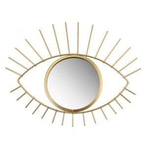 Spiegel gouden oog Sass & Belle