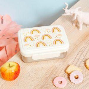 Lunchbox Earth Rainbow Sass & Belle