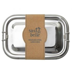 Lunchbox stainless steel Sass & Belle