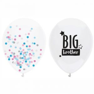 Ballonnen Big Brother 40cm (2st)