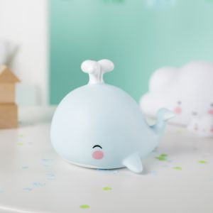 Mini Walvis Lampje A Little Lovely Company