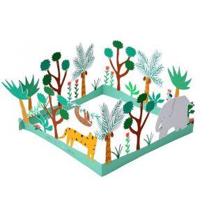 Verjaardagskaart Have a Wild Birthday Jungle Meri Meri