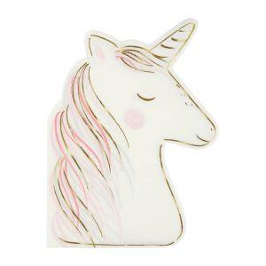 Servetten Unicorn (16st) Meri Meri