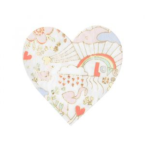 Servetten Valentine Doodle (16st) Meri Meri