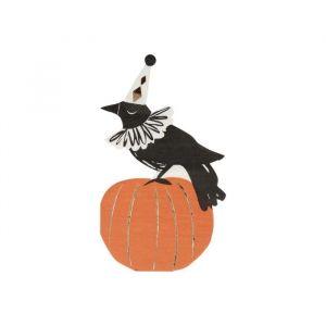 Servetten Vintage Halloween (16st) Meri Meri