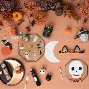 Servetten maan Vintage Halloween (16st) Meri Meri
