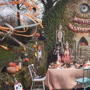 Streamers Vintage Halloween Meri Meri