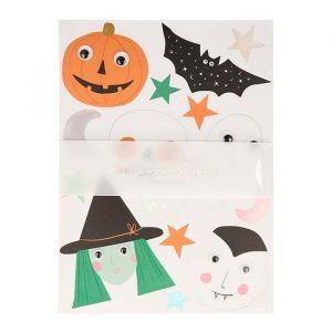 Stickers Halloween Icons Meri Meri