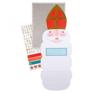 Sinterklaas verlanglijstje (8st) Meri Meri