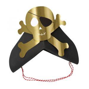 Feesthoedjes Pirates Bounty (8st) Meri Meri