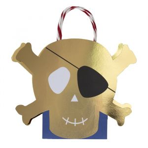 Uitdeelzakjes Pirates Bounty (8st) Meri Meri