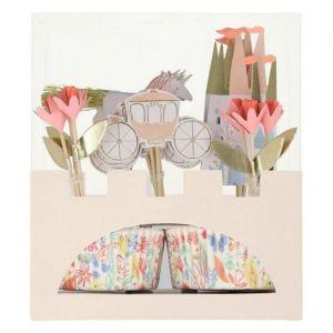 Cupcake Kit Magical Princess Meri Meri