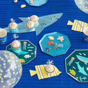 Koekjesuitstekers Under the Sea (7st) Meri Meri
