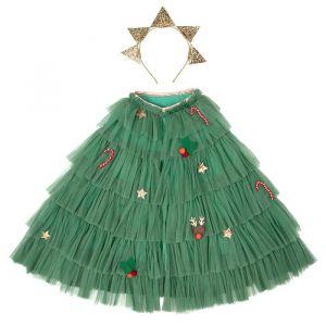 Verkleedset Kerstboom (3-6 jaar) Meri Meri