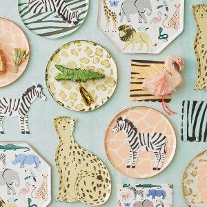 Servetten Safari Animals (20st) Meri Meri