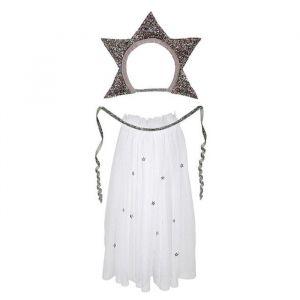 Poppenverkleedset Sparkly Star Meri Meri