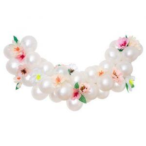Ballonnenboog pakket Floral Meri Meri