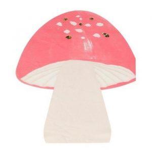 Servetten paddenstoel Fairy (16st) Meri Meri