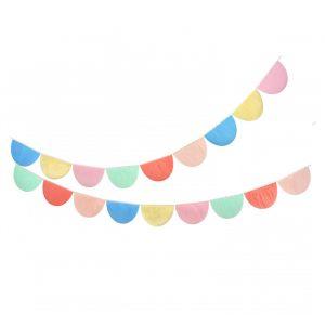 Slingers Rainbow Scallop Meri Meri