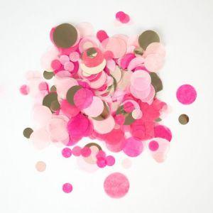 Confetti mix Roze