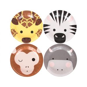 Bordjes mini safari (8st) My Little Day