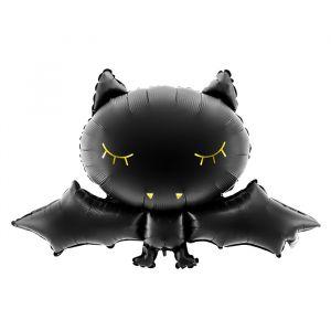 Folieballon Vleermuis (52cm)