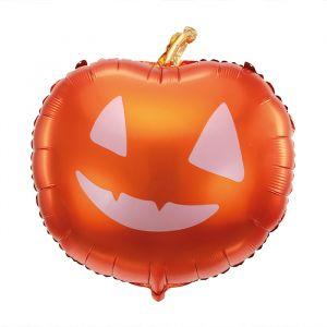Folieballon halloween pompoen (40cm)