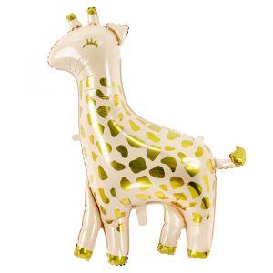 Folieballon giraf (80cm)