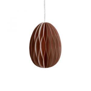 Paashangers honeycomb bruin (10st) Delight Department