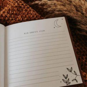 Miskraam/Zwangerschapsverlies invulboekje Memories of You