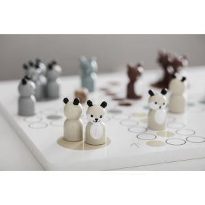 Houten Ludo spel Edvin Kids Concept