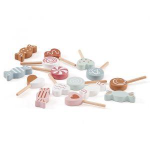 Houten snoepgoed Kids Concept