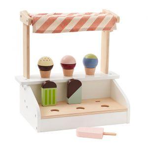 Houten ijsjesstand Bistro Kids Concept