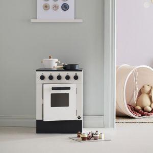 Houten oven Bistro wit Kids Concept