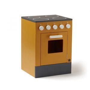 Houten oven Bistro okergeel Kids Concept